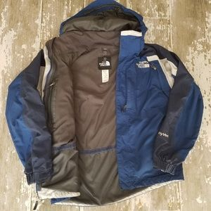 The North Face Jackets & Coats - The North Face Men's Jacket Detchable Hood